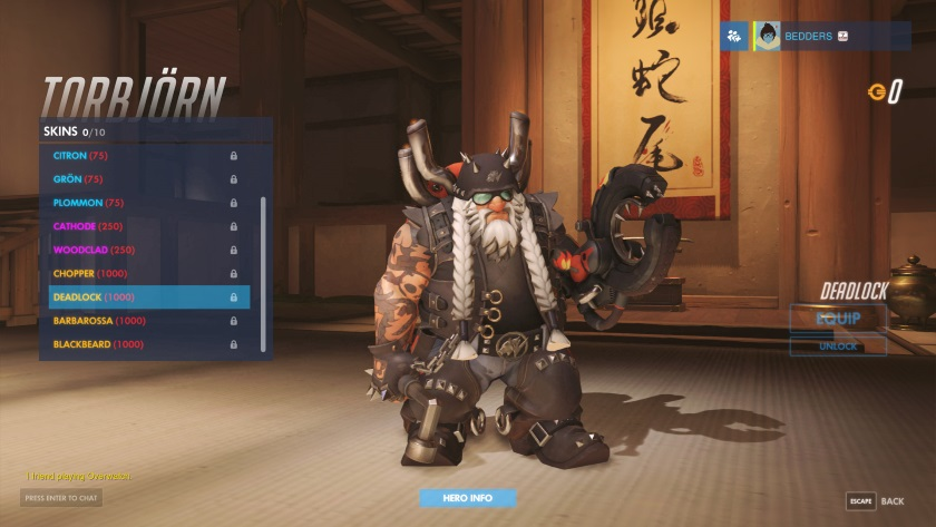 Overwatch Torbjorn Hero Guide Overwatch Metabomb