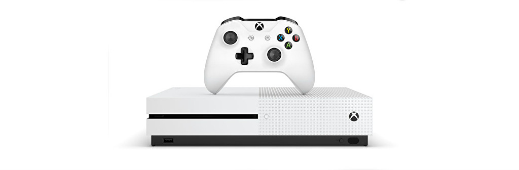 Xbox One S Brings 4K Blu Ray And Video Support On August 2 USgamer