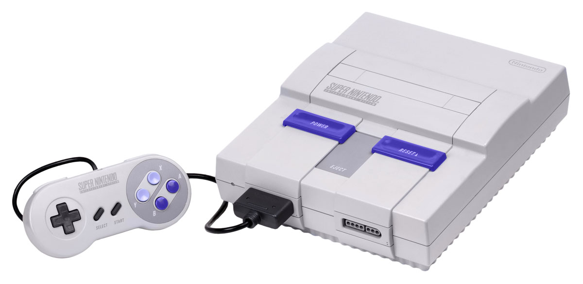 Two SNES Classic Edition Game Collections We Would Like To