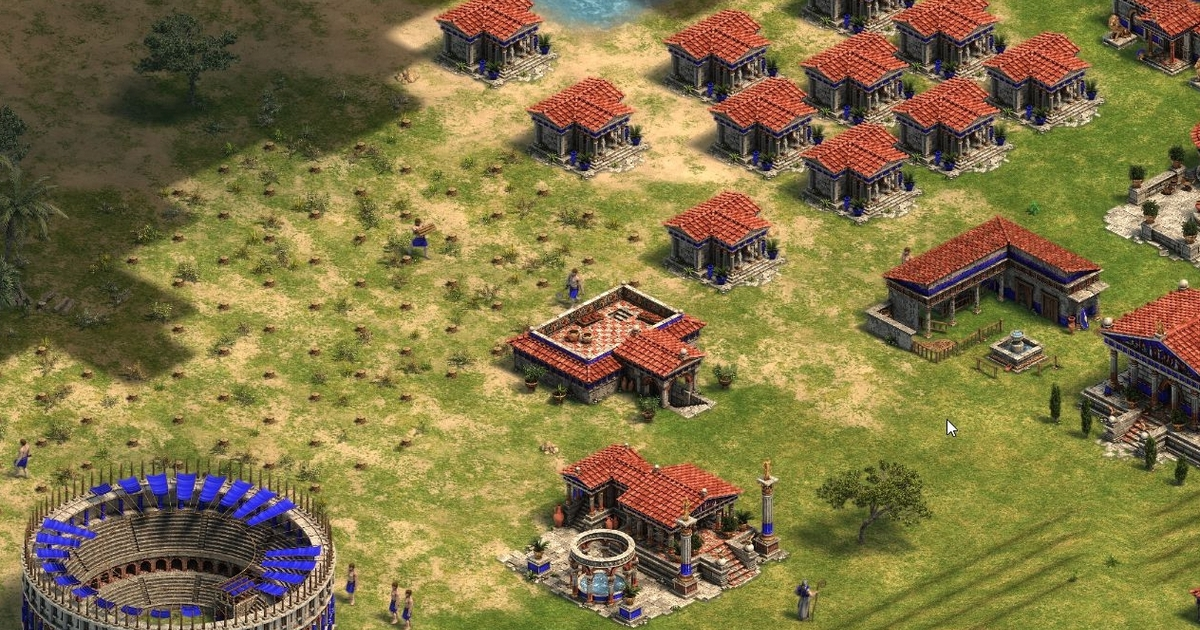 Age Of Empires Definitive Edition Review RTS Revival