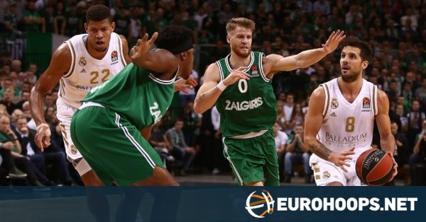 Zach LeDay scores 26 and leads Zalgiris past Real Madrid | Eurohoops
