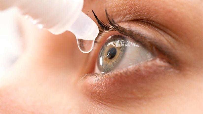 اختر قطرات العين الشفاء الأخضر