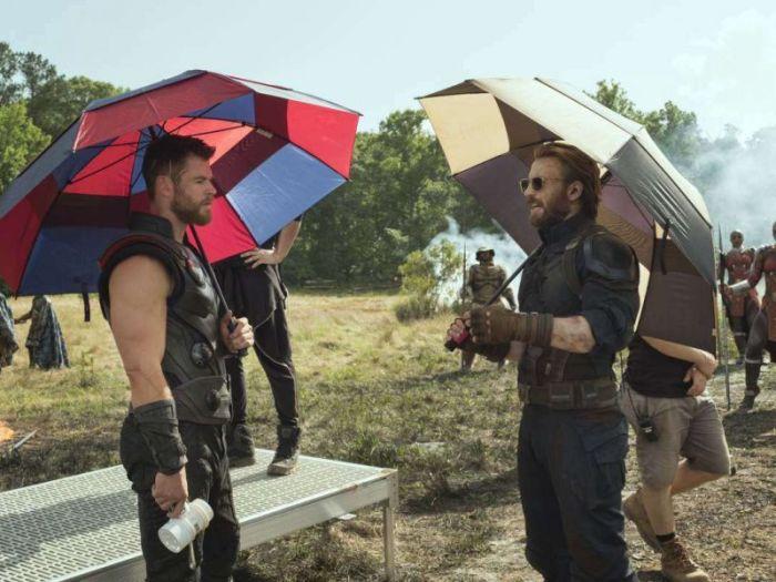 Avengers: Infinity War, emozionatevi con queste nuove foto inedite dal set Marvel