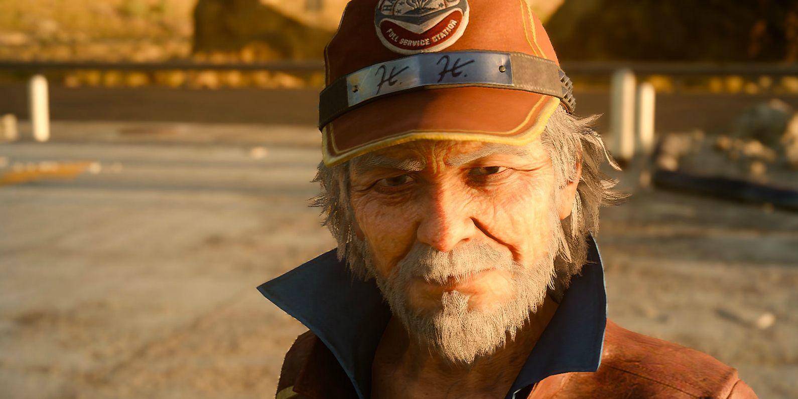 Final Fantasy XV Guida Alle Armi Modificabili Da Cid