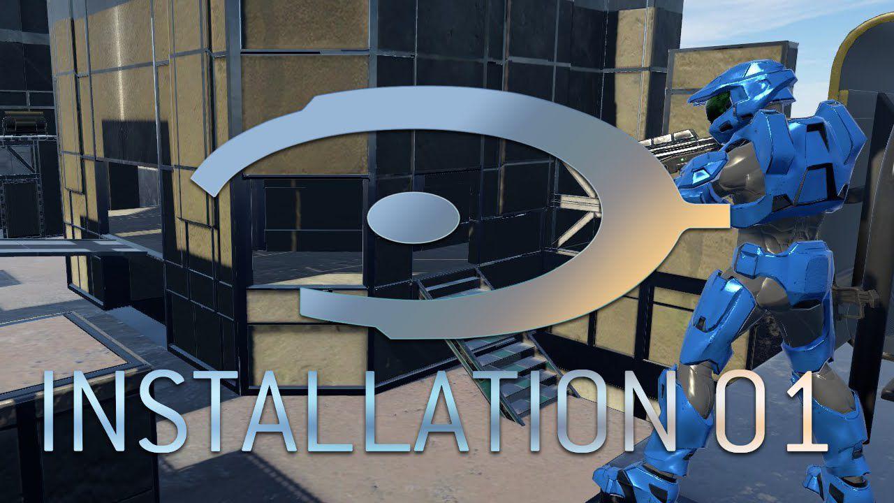 Installation 01 Il Gioco Fan Made Ispirato A Halo Si Mostra In Un Nuovo Trailer