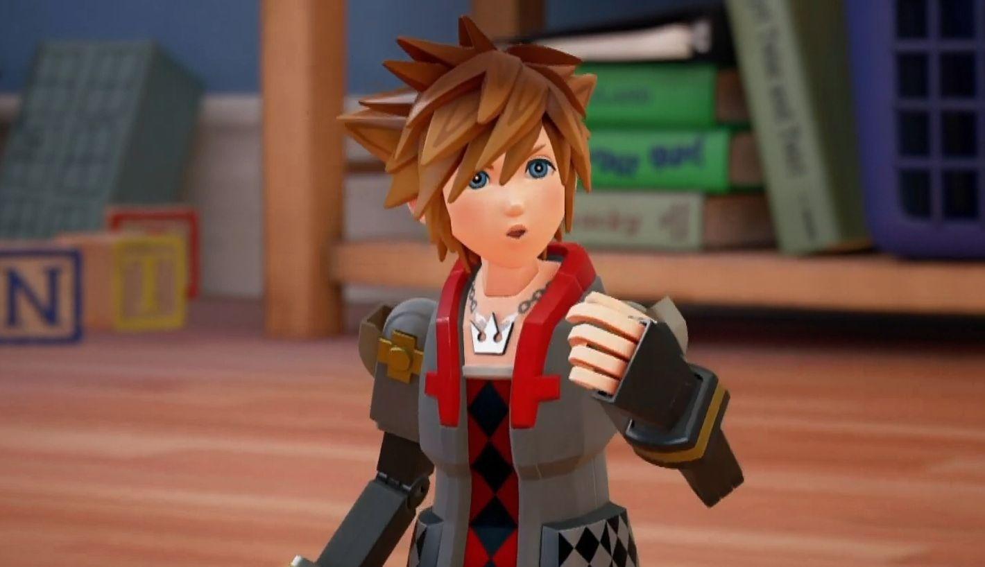 Kingdom Hearts 3 Arriva Nel 2018 Nuovo Trailer Dal D23