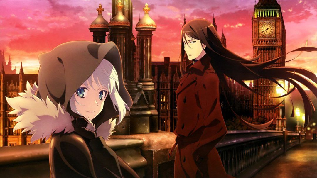 Risultati immagini per the case files of lord el-melloi ii