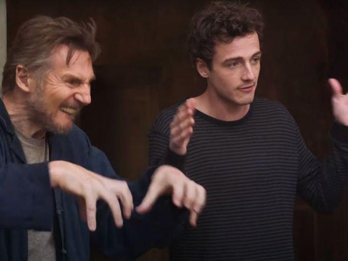 Made in Italy, Liam Neeson in un'emozionante dramedy padre-figlio nel trailer ufficiale
