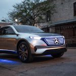 Mercedes Il Suv Compatto Elettrico Arrivera Nel 2021