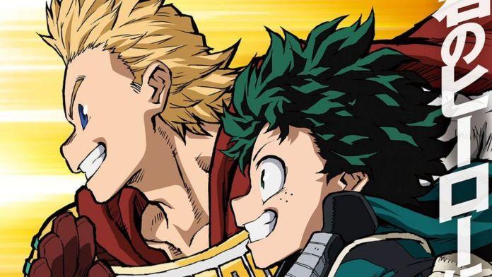 My Hero One's Justice My Hero Academia