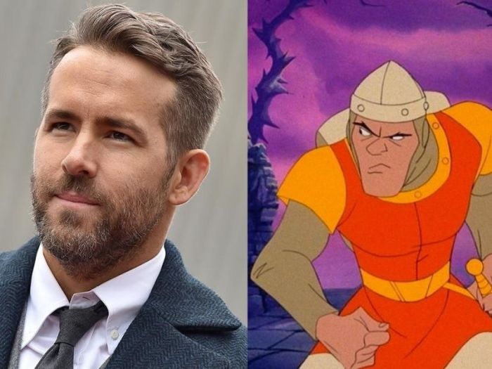 Ryan Reynolds in trattative per il live-action di Dragon's Lair targato Netflix