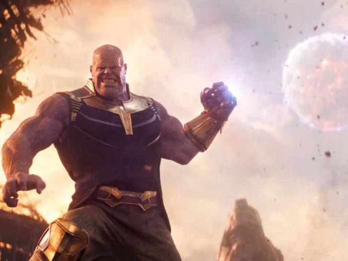 Thanos è giovane in questo fan poster Marvel, guardatelo