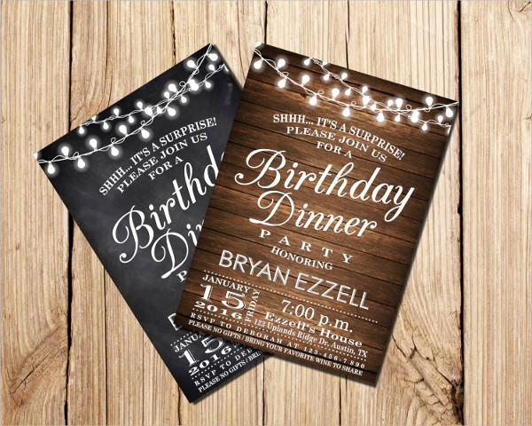 52 Party Invitation Designs Amp Examples PSD AI EPS Vector