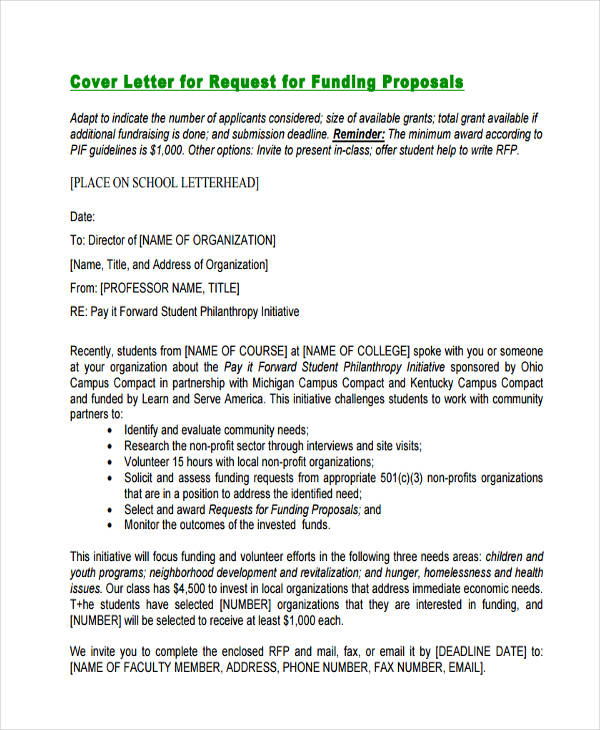 57 Proposal Templates And Examples PDF Word Pages Examples
