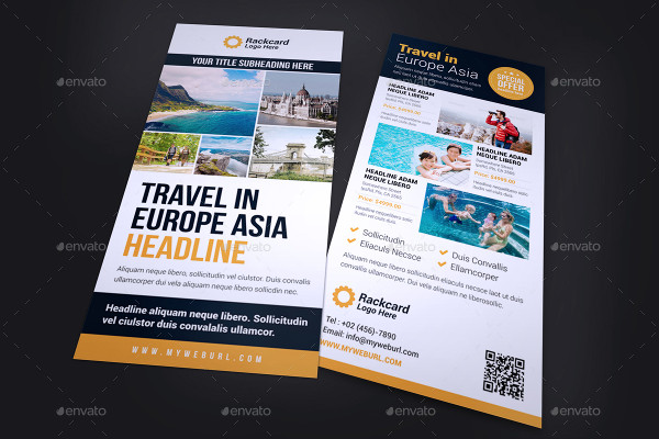 33 Rack Card Designs Amp Examples PSD AIGoogle Docs Apple Pages Examples