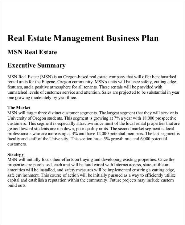 Example Business Plan Raptor Redmini Co