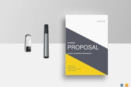 43  Business Proposal Examples   Samples   PDF  DOC Business Proposal Template