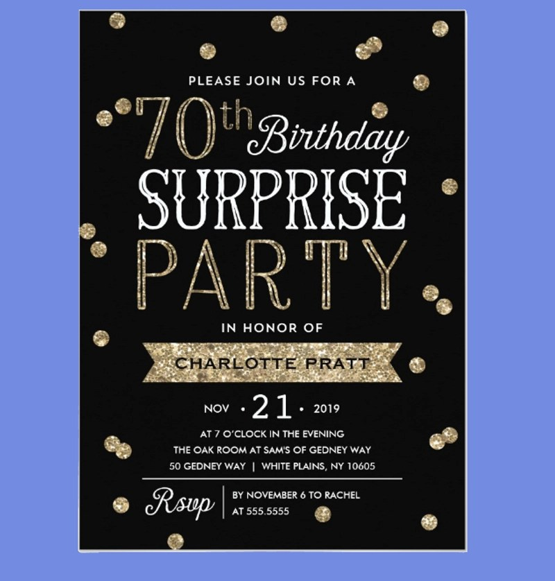 19 Surprise Party Invitation Designs And Examples Psd Ai Examples