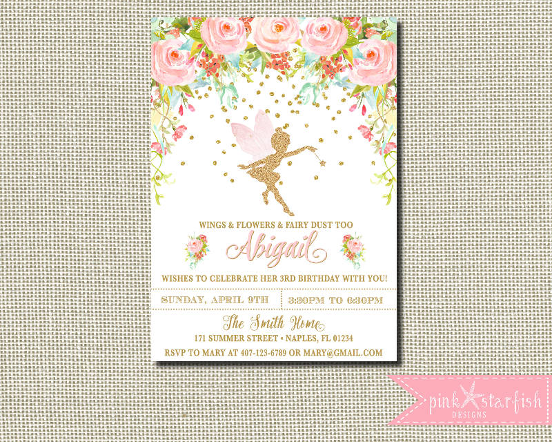 printable birthday invitation designs