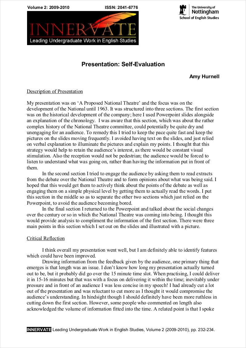financial aid essay example examples of scholarship essays on  self evaluation essay financial aid specialist cover letter printable self evaluation essay example1 self evaluation essayhtml