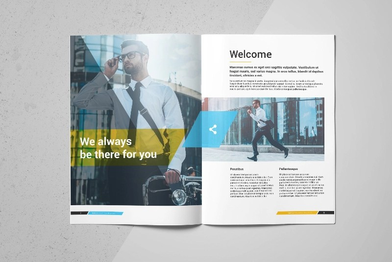 16 Small Business Brochure Designs Amp Examples PSD AI EPS Vector Examples
