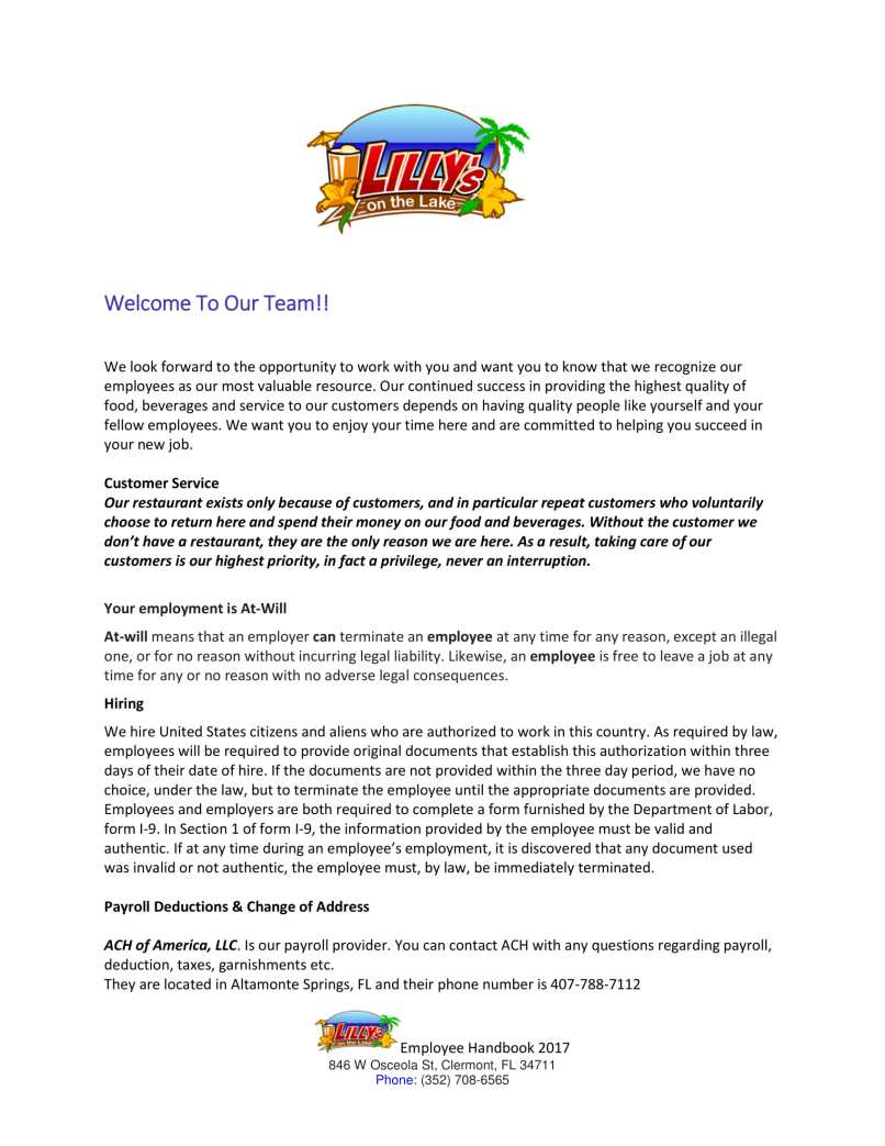 Welcome Letter For New Employee From Hr | mamiihondenk org