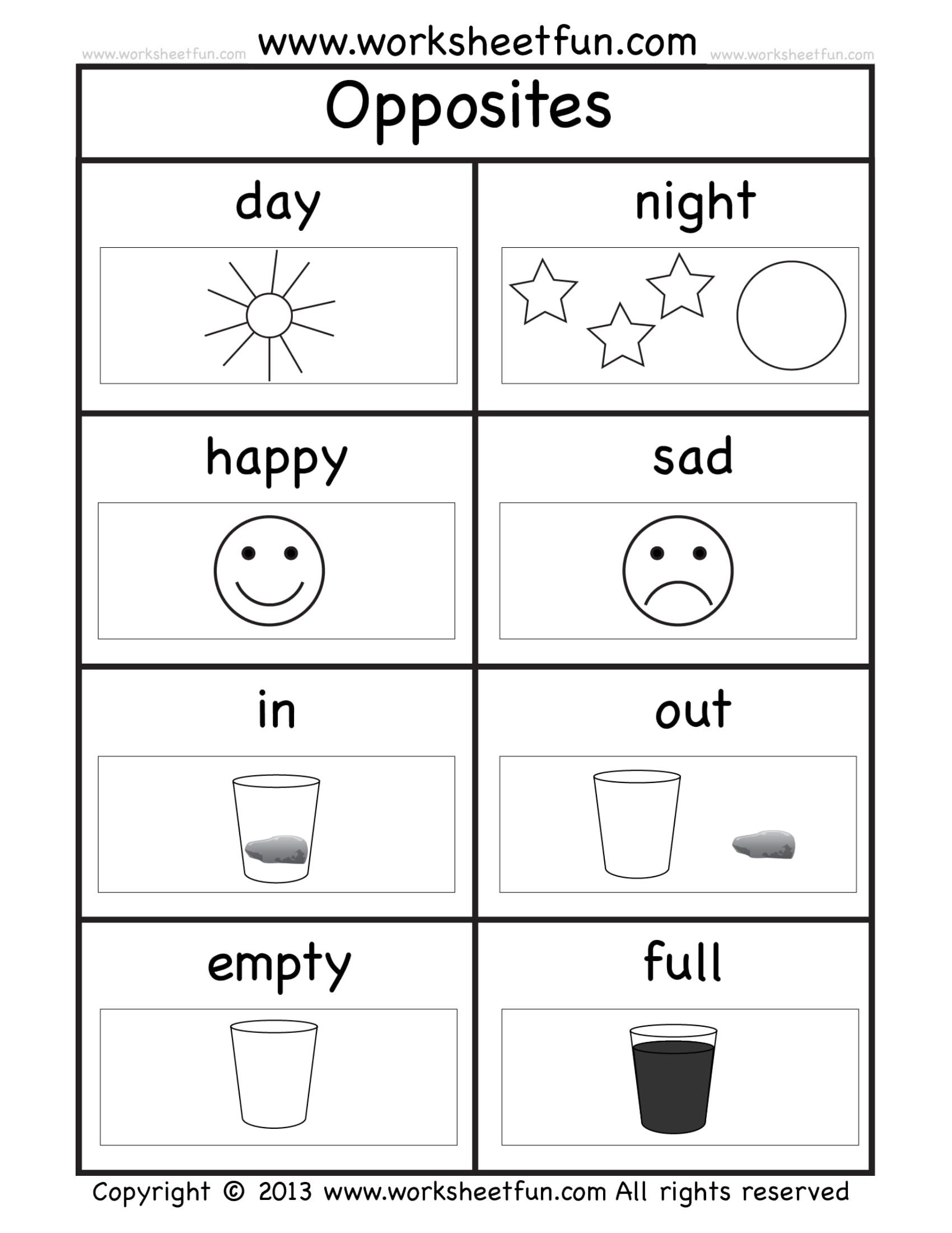 Kindergarten Homework Pages Free Kindergarten Homework