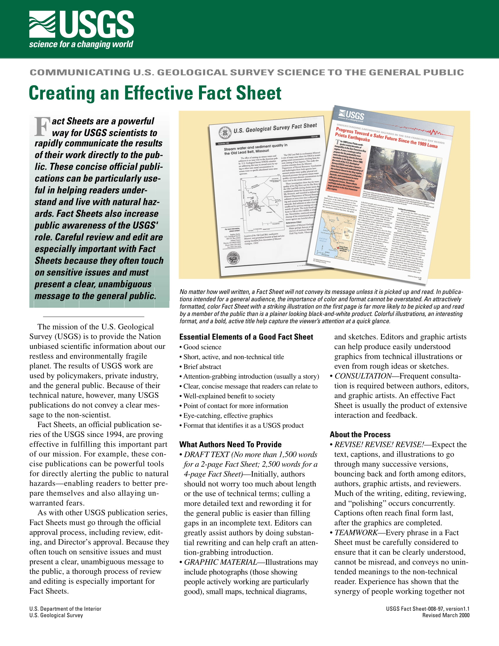 16 Fact Sheet Templates And Examples