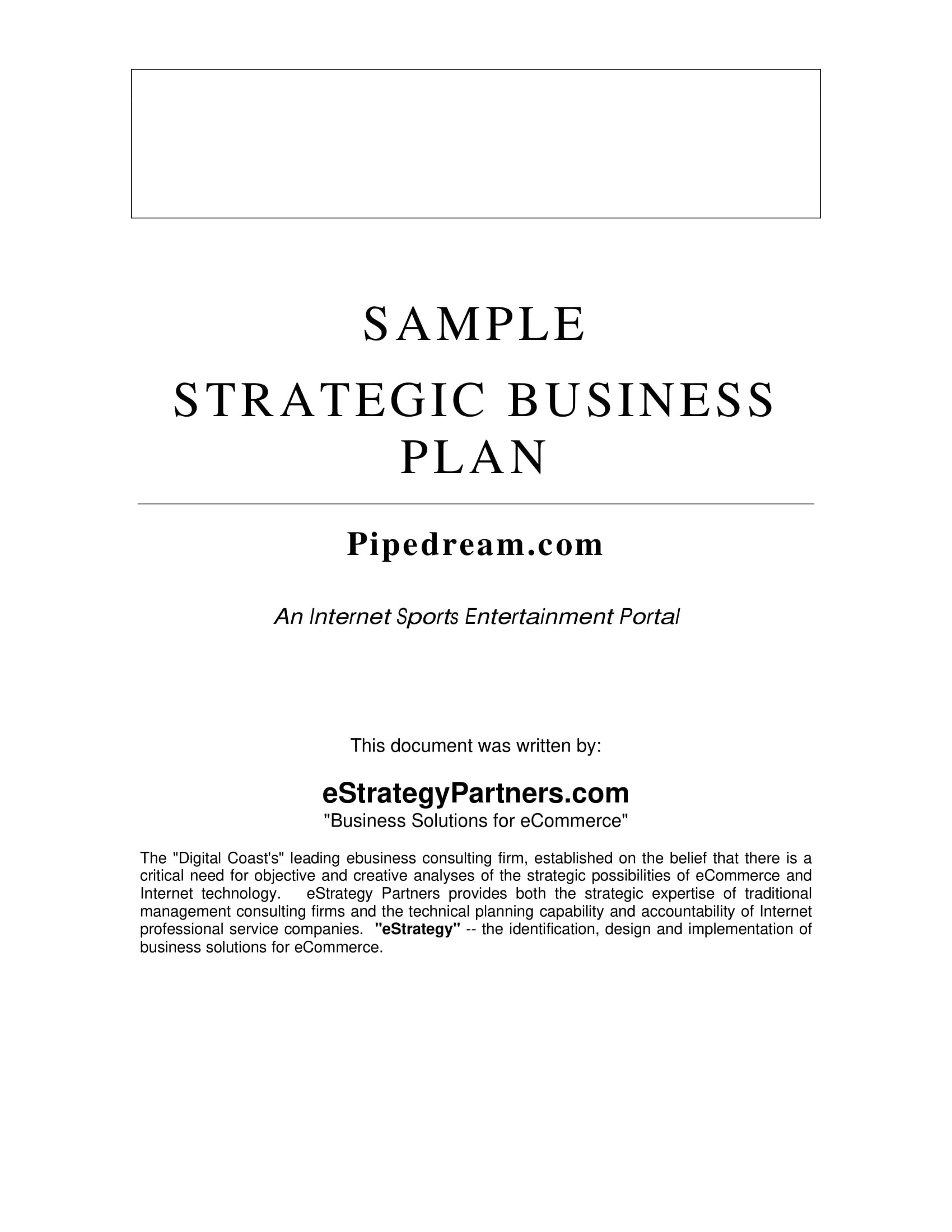 11 Business Development Strategy Plan Examples