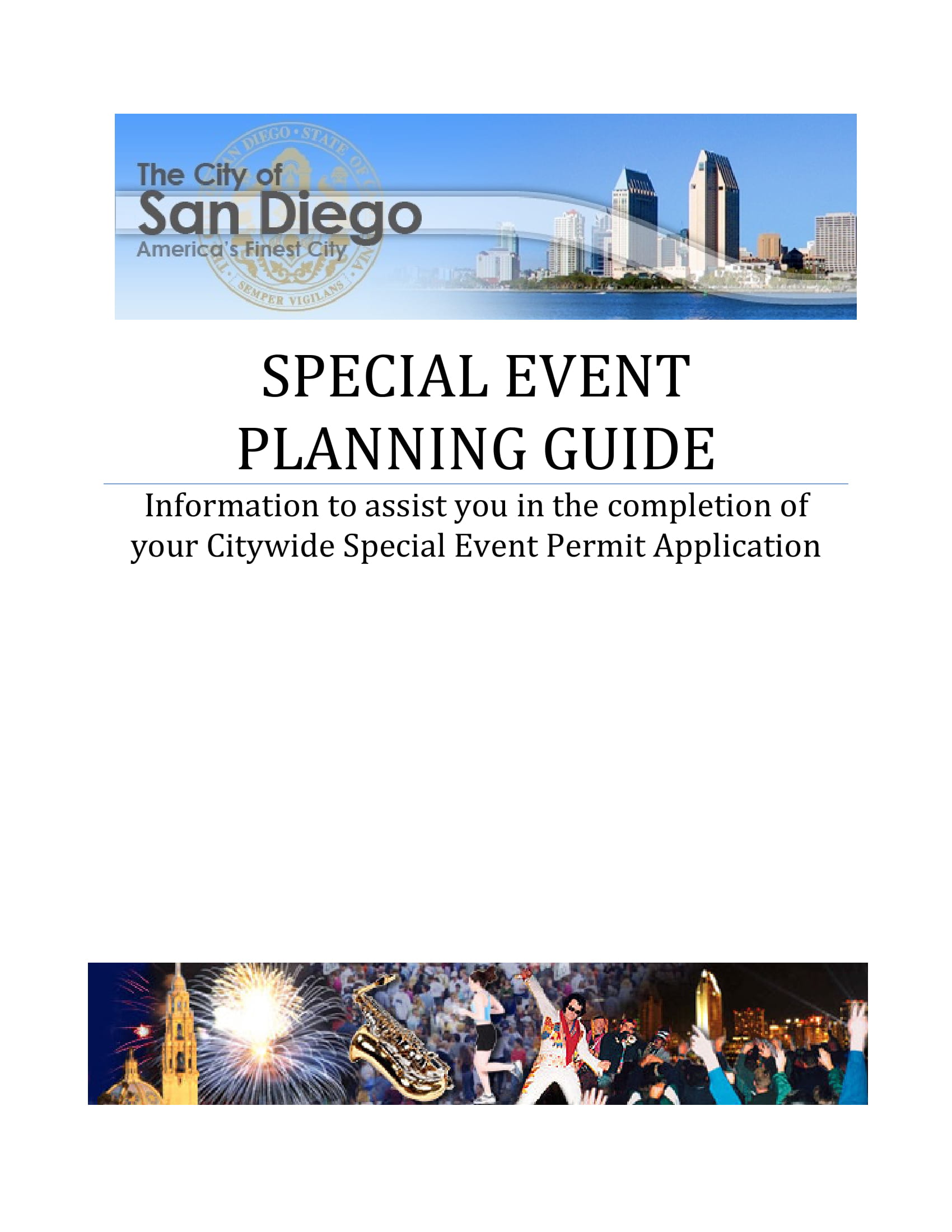 9 Event Project Plan Examples
