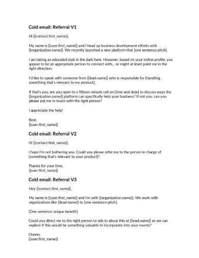 4 Introduction Email Examples Samples Pdf Doc Examples