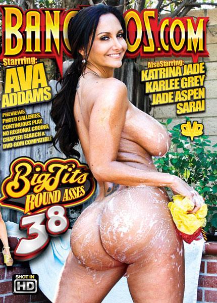 Big Tits Round Asses 38, Porn DVD, Bang Bros Productions, Ava Addams, Katrina Jade, Karlee Grey, Jade Aspen, Sarai, Big Boobs, Big Butt, Gonzo, Naturally Busty