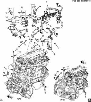 2011 Chevy Cruze Engine Diagram   2011 chevrolet cruze 1