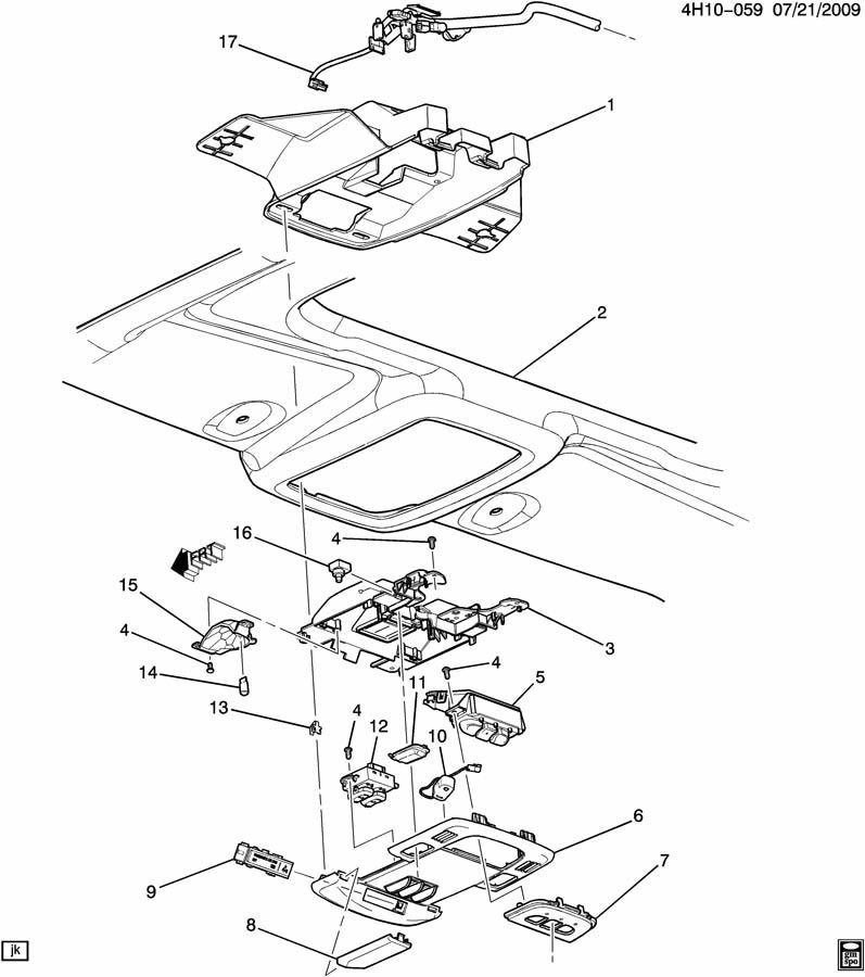Diagram 2006 Cadillac Dts Wiring File Np33114