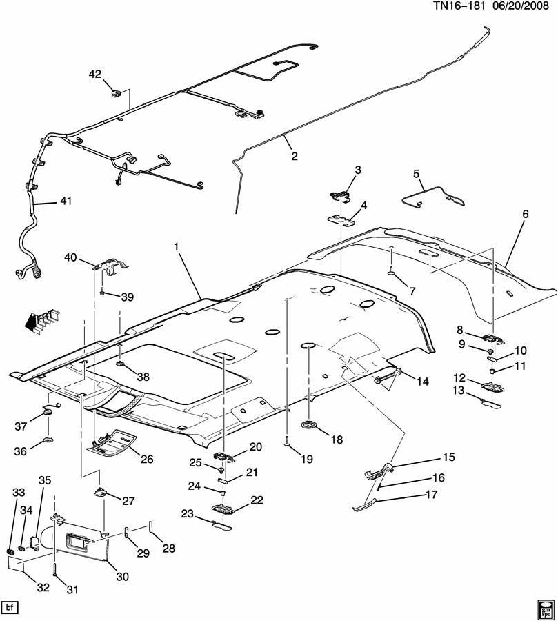 2006 Hummer H2 Wiring Diagram
