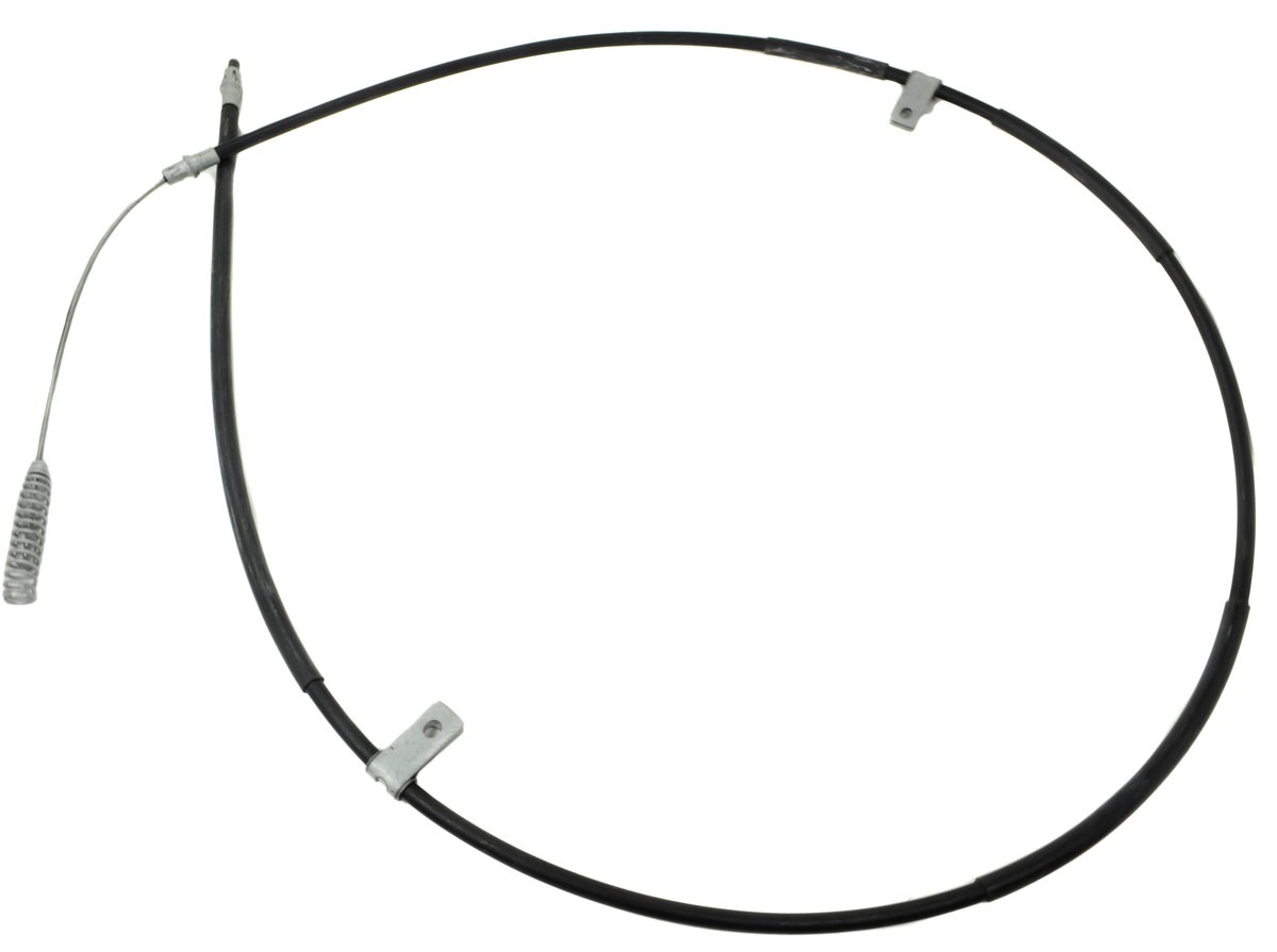 06 10 Hummer H3 Lh E Emergency Park Parking Brake Cable
