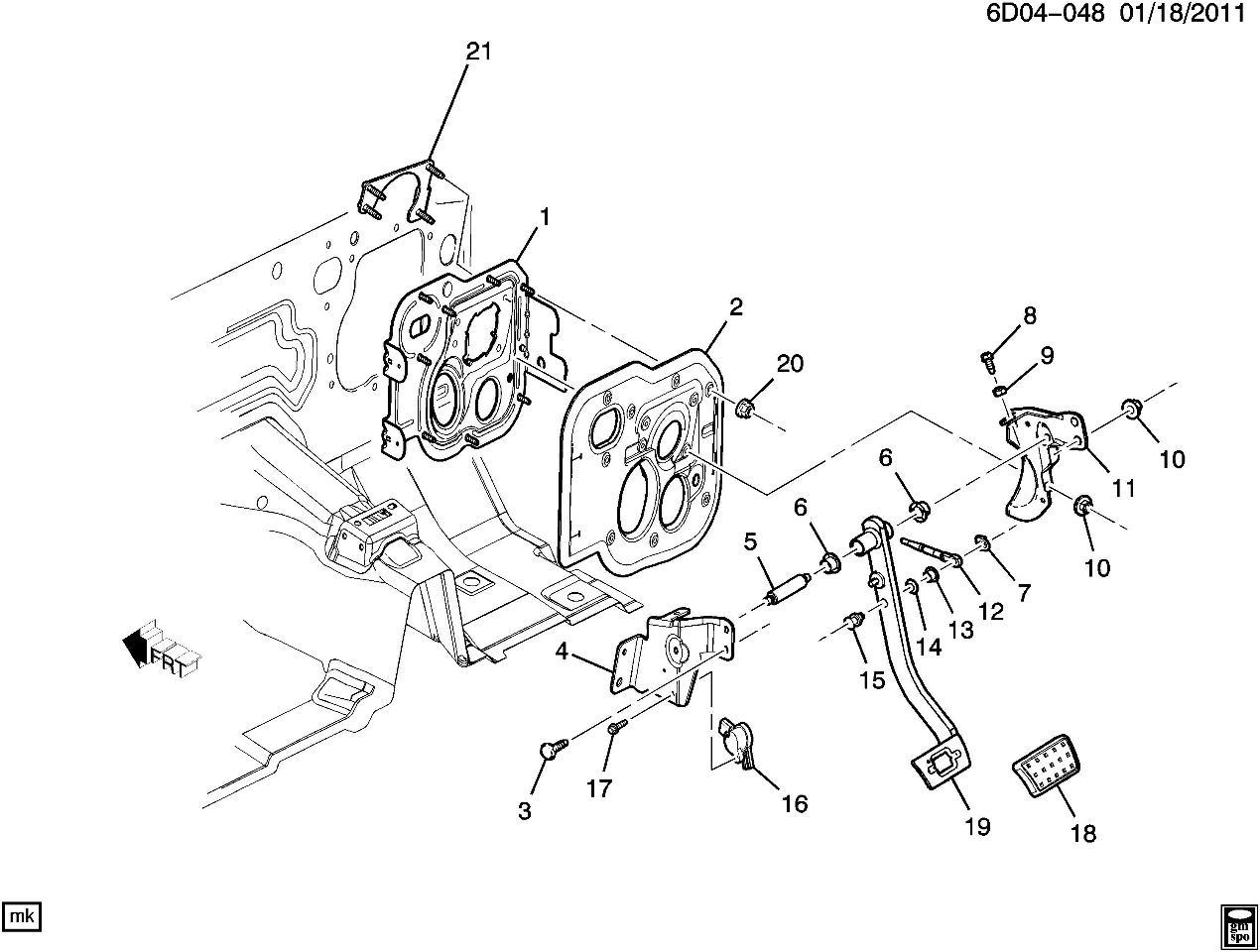 throttle position wiring diagram 2007 saturn aura