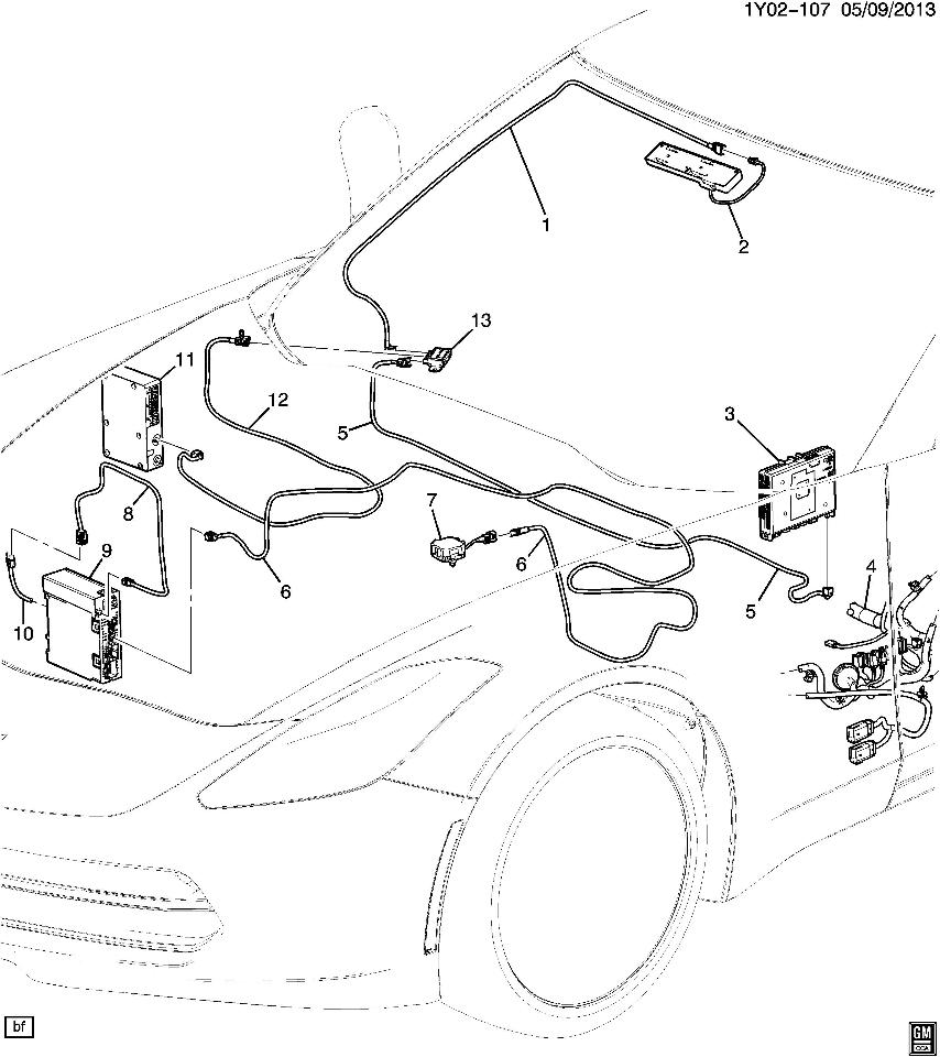 Fine onstar wiring diagram gallery the best electrical circuit