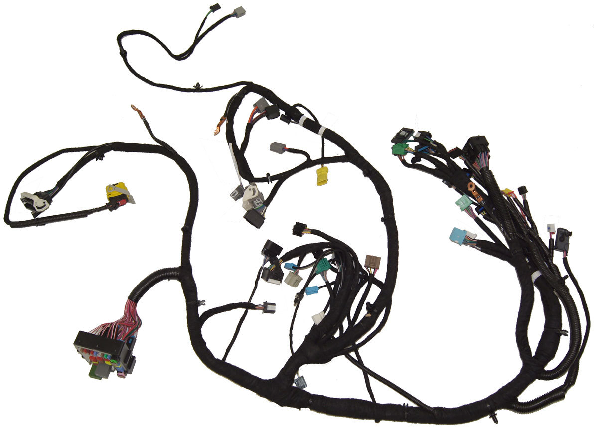 Chevrolet Equinox Instrument Panel Wiring Harness New