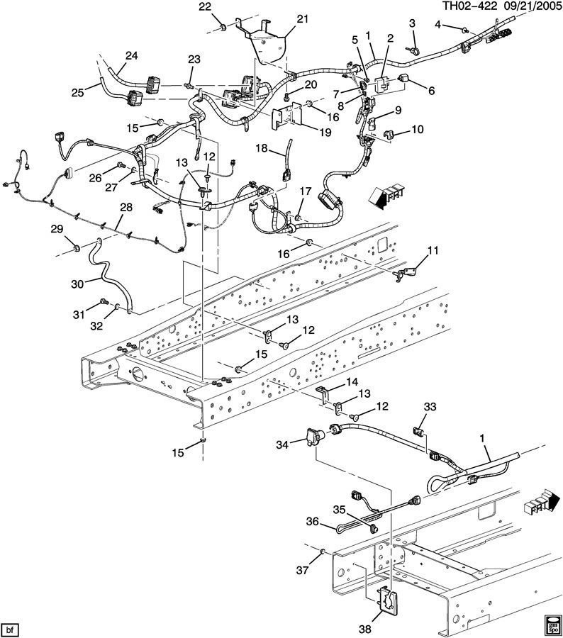 Diagram 2004 5500 Chevy Kodiak Wiring Diagram