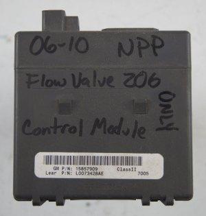 20052010 Corvette C6 Z06 70L NPP Exhaust Vacuum Control