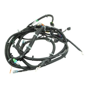 2009 Hummer H2 Front Lamp Wiring Chassis Headlight Harness