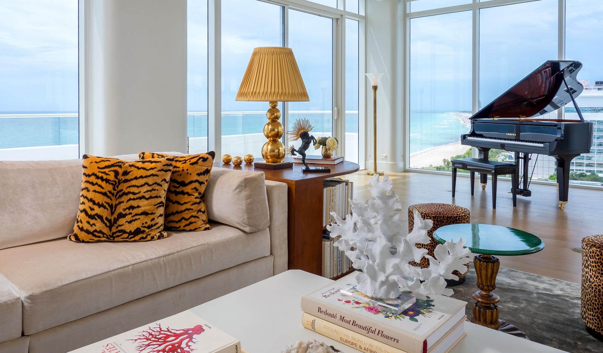 The Penthouse Residences At Faena Hotel Miami Beach