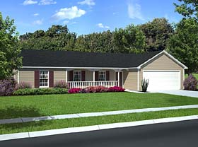 Ranch House Plans Family Home Plans Blog