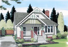 Click to view this Craftsman Bungalow Style Home