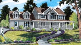 CLick to view this Southern Style Design