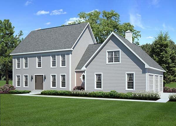 House Plan 24966 At