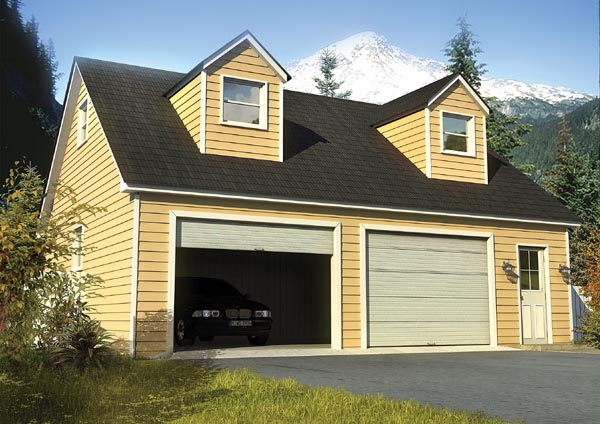 Garage Plan 6010 At