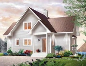 Click to view this Hillside Home Plan
