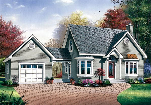 House Plan 65285 At